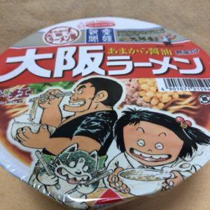 大阪ラーメンパッケージ画像